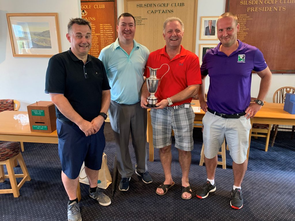 Northcliffe - 2019 18 Hole Team Championship Winners